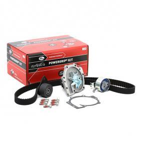 GATES med vattenpump, FleetRunner™ Micro-V® Stretch Fit® Vattenpump + kuggremssats KP15509XS köp lågt pris