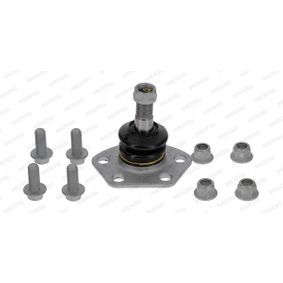 FI-BJ-7531 MOOG Left and right, Lower, Front Axle Cone Size: 22,4mm, Thread Size: M18X1.5 Ball Joint FI-BJ-7531 cheap