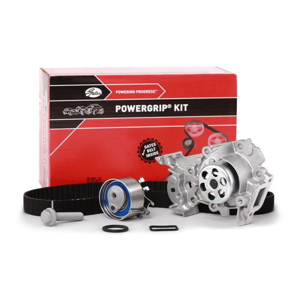 Water pump and timing belt kit KP25577XS buy 24/7!