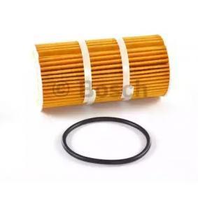 P7125 BOSCH Filtereinsatz Ø: 57mm, Höhe: 112mm Ölfilter F 026 407 125 günstig kaufen