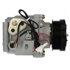 NISSENS 89066 Kompressor Klimaanlage