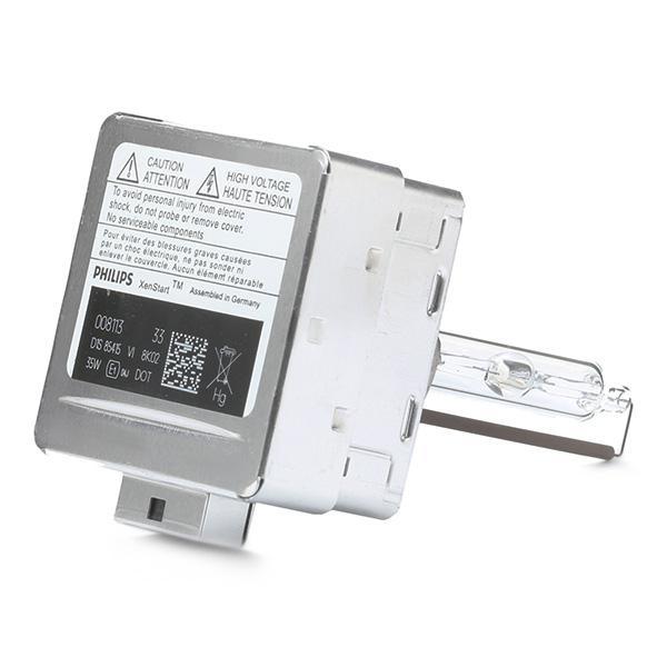 85415VIC1 Крушка с нагреваема жичка, фар за дълги светлини PHILIPS Test