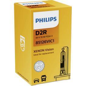 85126VIC1 Glühlampe, Fernscheinwerfer PHILIPS - Markenprodukte billig
