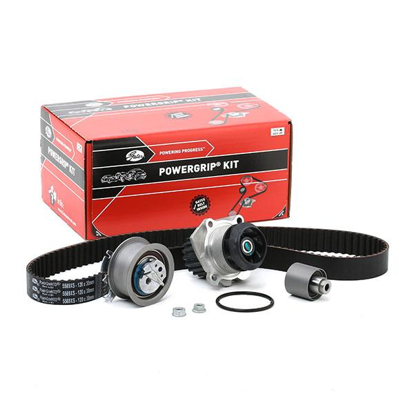 KP55569XS2 Timing belt kit and water pump GATES WP0087 - Huge selection — heavily reduced
