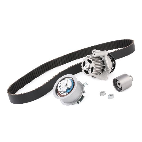 KP55569XS-2 Timing belt and water pump kit GATES - Experience and discount prices