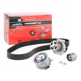 K055569XS GATES with water pump, FleetRunner™ Micro-V® Stretch Fit® Water Pump & Timing Belt Set KP55569XS-2 cheap
