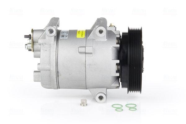NISSENS Klimakompressor 89072