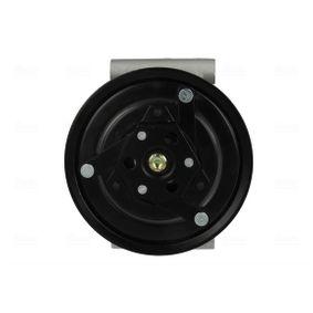 89072 Kompressor NISSENS - Markenprodukte billig