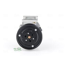 89072 Kompressor, Klimaanlage NISSENS Test