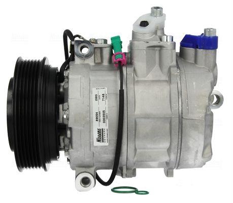NISSENS Klimakompressor 89054