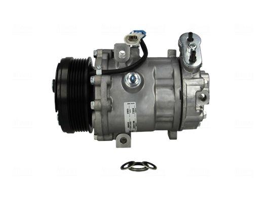 Klimakompressor NISSENS 89042