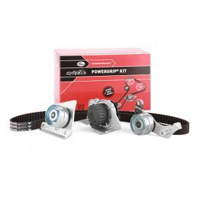 Wasserpumpe + Zahnriemensatz GATES KP25049XS Pkw-ersatzteile für Autoreparatur