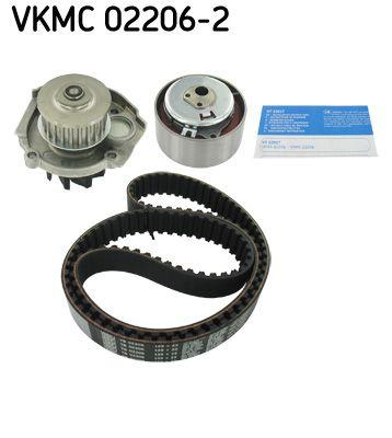Kit cinghia distribuzione, pompa acqua VKMC 02206-2 comprare - 24/7!