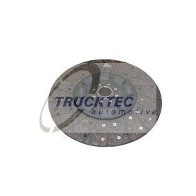 TRUCKTEC AUTOMOTIVE Δίσκος συμπλέκτη 04.23.100 – αγοράστε με έκπτωση 24%