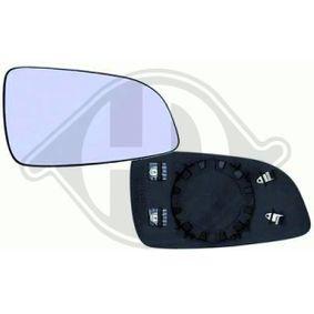 Van Wezel 3745838/exterior Espejo Cristal
