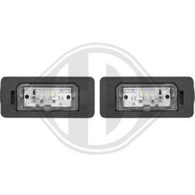 1280192 DIEDERICHS HD Tuning LED tillägnat CAN-Bus-system Belysning, skyltbelysning 1280192 köp lågt pris