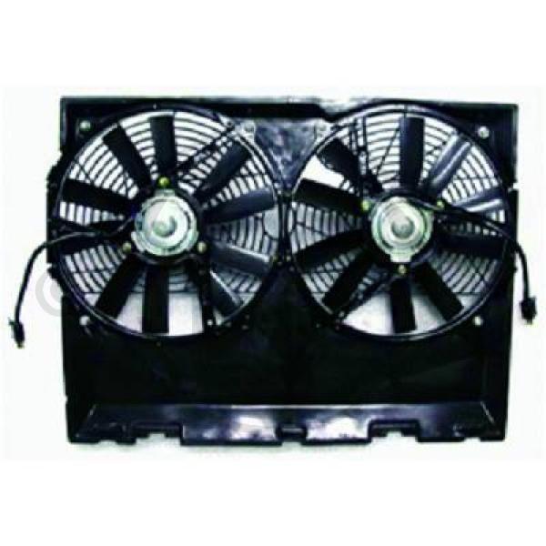 8161203 DIEDERICHS für Fahrzeuge mit Automatikgetriebe, für Fahrzeuge mit Klimaanlage Kühlerlüfter 8161203 günstig kaufen