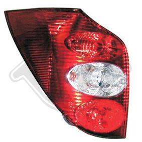 Lampy Tylne Zespolone Do Renault Laguna Ii Grandtour Kg01