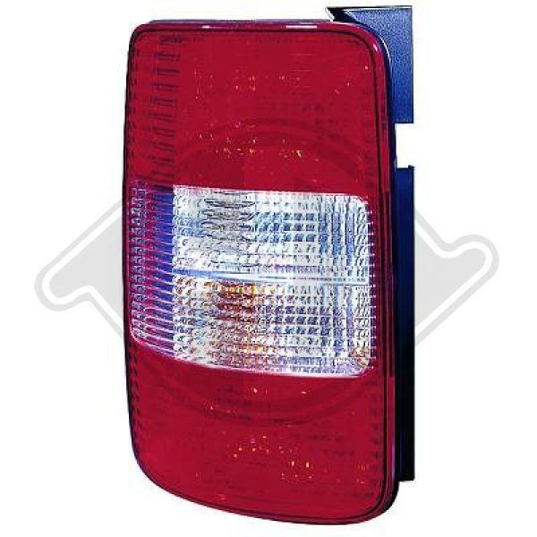 DIEDERICHS: Original Frontscheinwerfer 2205083 (Fahrzeugausstattung: für Fahrzeuge mit Leuchtweiteregelung)