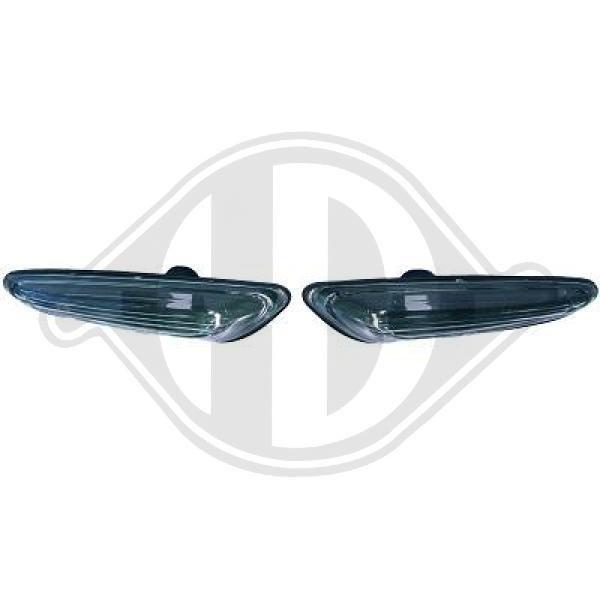 Original BMW Seitenmarkierungsleuchten 1215177
