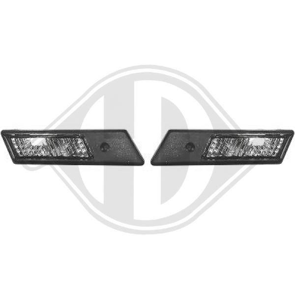 Original BMW Seitenmarkierungsleuchte 1213176