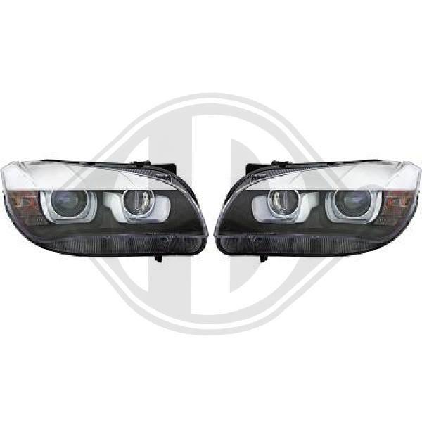 BMW X3 2020 Autoscheinwerfer - Original DIEDERICHS 1275080 Links-/Rechtsverkehr: für Rechtsverkehr, Fahrzeugausstattung: für Fahrzeuge mit Leuchtweiteregelung (elektrisch)