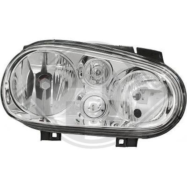 Buy original Headlamps DIEDERICHS 2213088