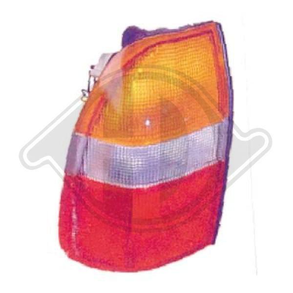 Buy original Tail lights DIEDERICHS 5880892