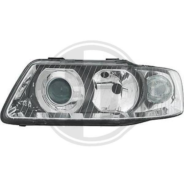 DIEDERICHS: Original Hauptscheinwerfer 1030183 (Fahrzeugausstattung: für Fahrzeuge mit Leuchtweiteregelung)
