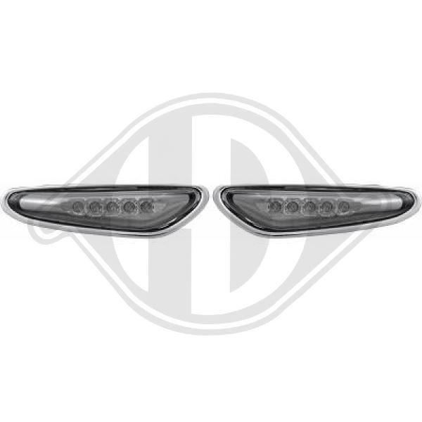 BMW 5er 2016 Blinklicht - Original DIEDERICHS 1215278