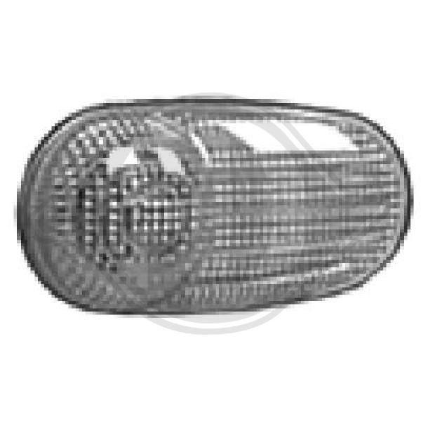 Buy original Side indicator lights DIEDERICHS 3041079