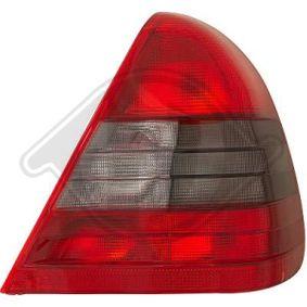 1670092 DIEDERICHS rechts, ohne Lampenträger, mit Reflektor Lichtscheibe, Heckleuchte 1670092 günstig kaufen