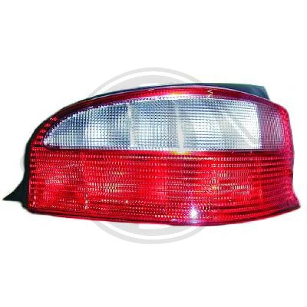 Diederichs Grille ventilation Pare-chocs Ford FIESTA V 1404248 Ford