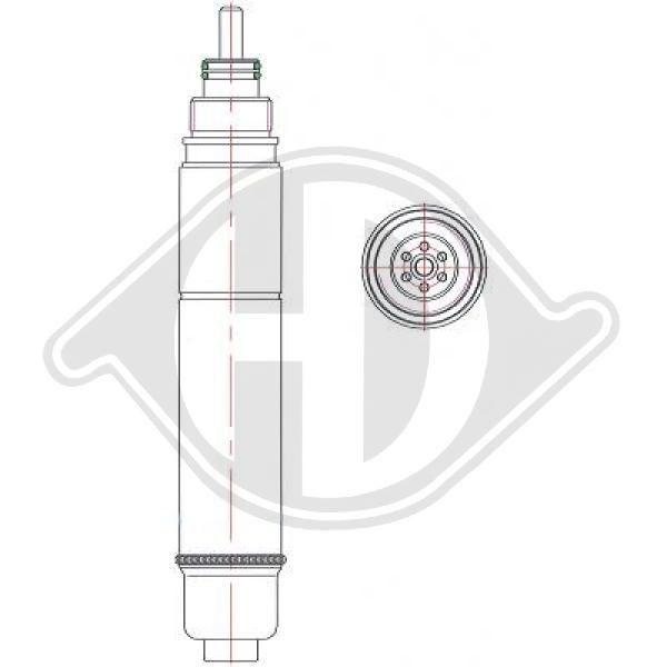 9500080 DIEDERICHS HD Tuning P21W, BA 15 s, 12V, 21W Glühlampe, Blinkleuchte 9500080 günstig kaufen