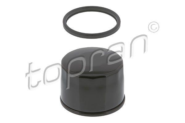407 921 TOPRAN mit Dichtung, Anschraubfilter Ø: 70mm, Höhe: 53mm Ölfilter 407 921 günstig kaufen