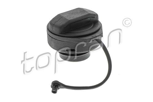 TOPRAN 112 984 () : Réservoir de carburant et bouchon de réservoir VW Golf IV 2000