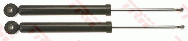 JGT1054T TRW Hinterachse, Gasdruck, TWIN, Zweirohr, Teleskop-Stoßdämpfer, oben Stift, unten Auge Länge: 586mm, Ø: 39mm, Ø: 39mm Stoßdämpfer JGT1054T günstig kaufen
