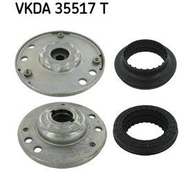 VKDA35517 SKF med lager Fjäderbens-stödlager VKDA 35517 T köp lågt pris