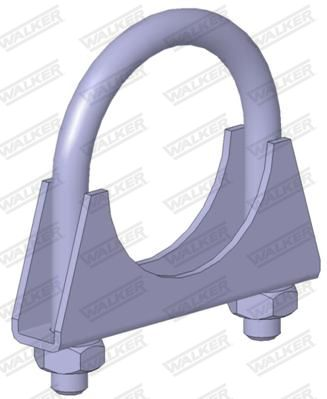 82308 Clamp, exhaust system WALKER - Cheap brand products