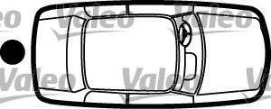 VALEO   Lock Cylinder 252621