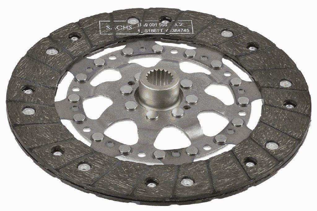 Peugeot 308 2012 Clutch disc SACHS 1864 001 795: