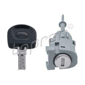 113 574 TOPRAN Right, Vehicle Door Lock Cylinder 113 574 cheap