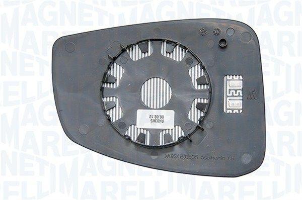 Original RENAULT Spiegelglas Außenspiegel 182209067130