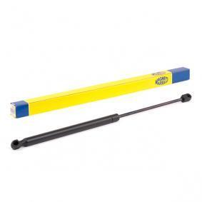 GS0928 MAGNETI MARELLI Ausschubkraft: 530N Hub: 205mm Heckklappendämpfer / Gasfeder 430719092800 günstig kaufen