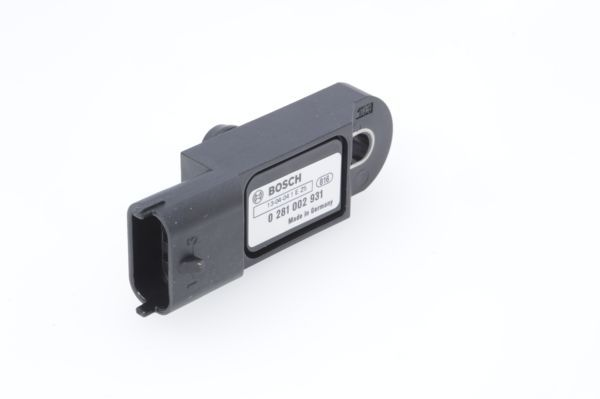 BOSCH Sensor, Ladedruck 0 281 002 931