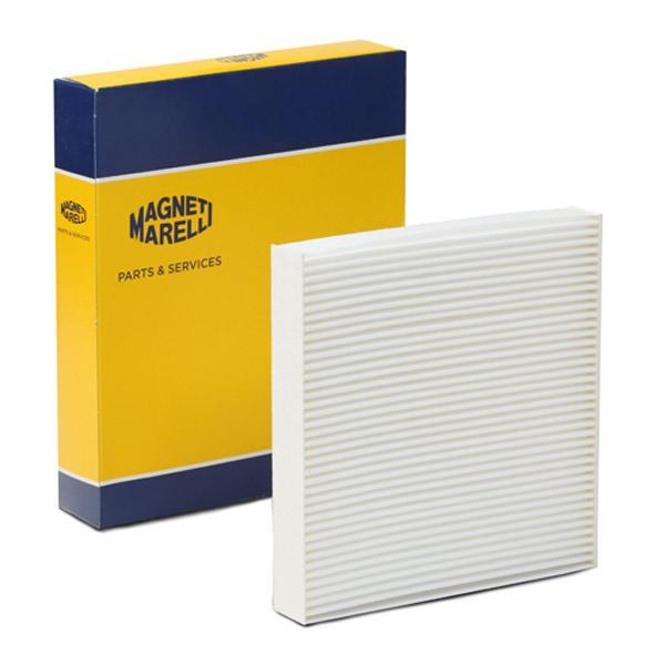 Origine Filtre à pollen MAGNETI MARELLI 350203064090 (Largeur: 187mm, Hauteur: 30mm, Longueur: 195mm)