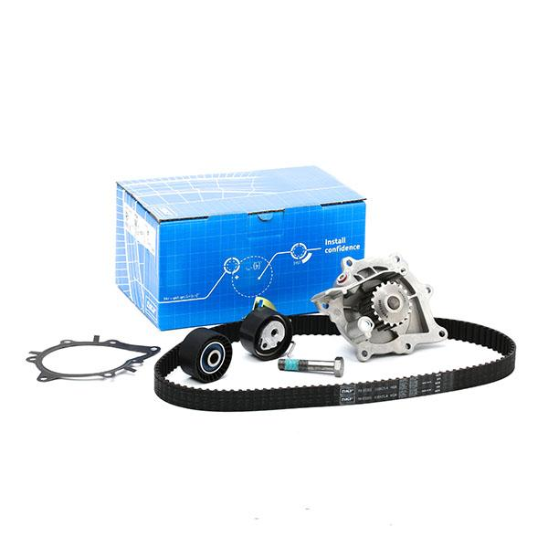 SKF Water pump and timing belt kit VKMC 03305