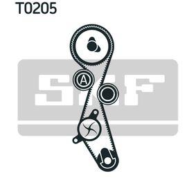 VKMC 03305 Wasserpumpe + Zahnriemensatz SKF - Markenprodukte billig