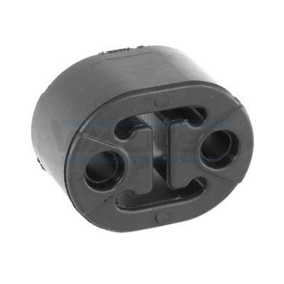 80332 Halter, Abgasanlage WALKER Test