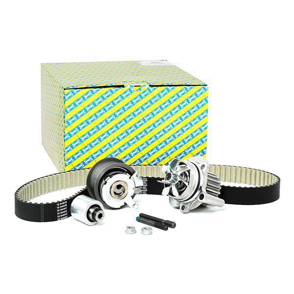 SNR Water pump and timing belt kit KDP457.490